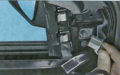 Замена наружного зеркала Ford Focus 3