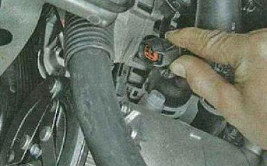 Снятие и замена компрессора кондиционера Ford Focus 3