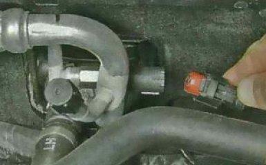 Замена датчика кондиционера Ford Focus 3