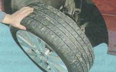 Замена передних тормозных колодок Mazda 6 (GH), 2007 - 2012 г.в.