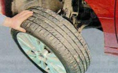 Замена передних амортизаторов Mazda 6 (GH), 2007 - 2012 г.в.