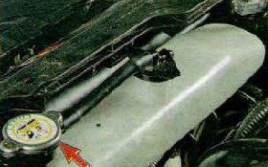 Снятие вентиляторов радиатора Mazda 6 (GH), 2007 - 2012 г.в.