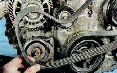Замена цепи ГРМ Mazda 6 (GH), 2007 - 2012 г.в.