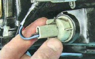 Замена ламп Mazda 6 (GH), 2007 - 2012 г.в.