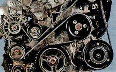 Замена ремня приводов агрегатов и генератора Mazda 6 (GH), 2007 - 2012 г.в.