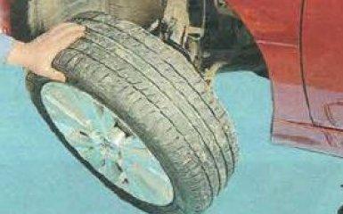 Снятие брызговиков и подкрылков колес Mazda 6 (GH), 2007 - 2012 г.в.