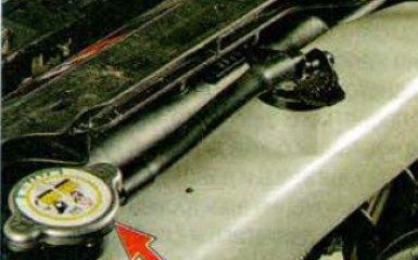 Замена антифриза Mazda 6 (GH), 2007 - 2012 г.в.