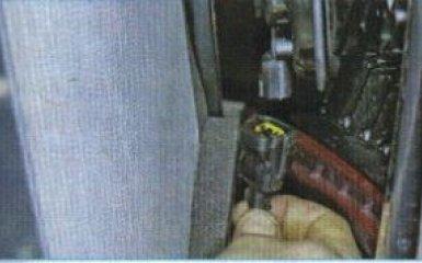 Звуковой сигнал Kia Rio 3: снятие и замена