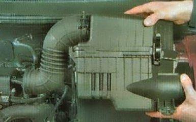 Замена двигателя Kia Rio 3