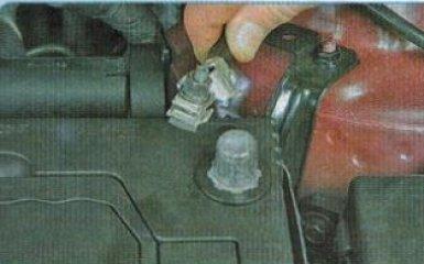Замена радиатора Kia Rio 3