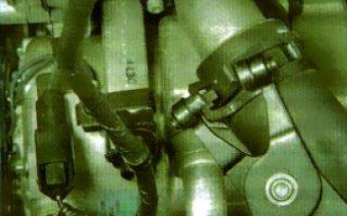 Замена термостата Kia Rio 3