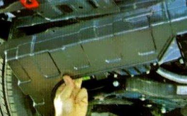 Установка поршня 1-ого цилиндра в ВМТ положение KIA Rio 3