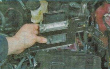 АКПП Kia Rio 3: снятие и замена