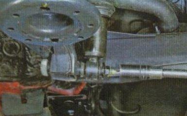 Замена задних амортизаторов Kia Rio 3