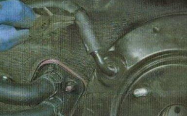 Вакуумный усилитель тормозов Kia Rio 3: снятие и замена