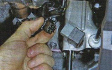 Педаль тормоза KIA Rio 3: снятие и замена