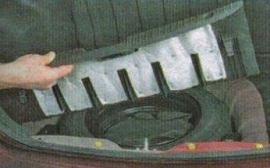 Замок крышки багажника Kia Rio 3: снятие и замена