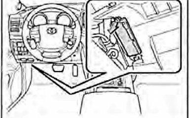 Предохранители Toyota Land Cruiser 200, с 2007 г.в.