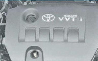 Замена катушек зажигания Toyota Corolla (Е150)