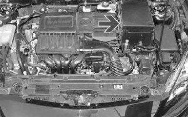 Предохранители Mazda 3 (BL), 2009 - 2013 г.в.