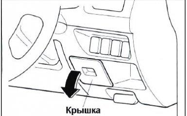 Предохранители Mazda Premacy (CP), 1999 - 2005 г.в.
