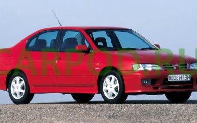 Предохранители и реле Nissan Almera N15, 1995 - 2000 г.в.