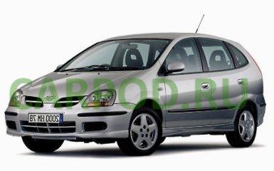 Предохранители и реле Nissan Almera Tino, 1998 - 2006 г.в.