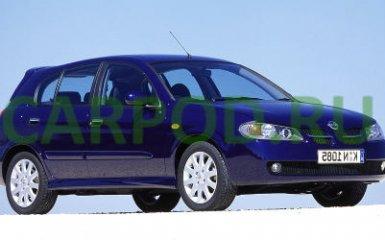 Предохранители и реле Nissan Almera N16, 2000 - 2006 г.в.