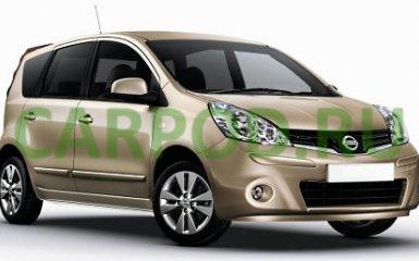 Предохранители и реле Nissan Note (E11), 2005 - 2013 г.в.