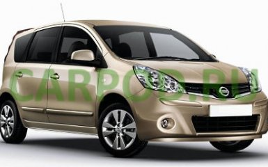 Предохранители и реле Nissan Note (E11), 2005 - 2013