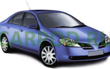 Предохранители и реле Nissan Primera (P12), 2001 - 2008