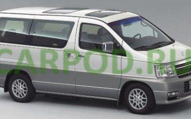 Предохранители Nissan Elgrand (E50), 1997 - 2002 г.в.