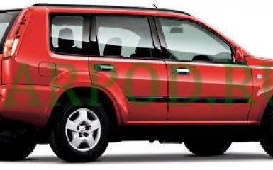 Предохранители и реле Nissan X-Trail (T30), 2001 - 2007