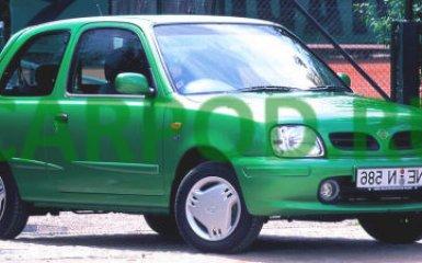 Предохранители и реле Nissan Micra/March (K11), 1992 - 2002