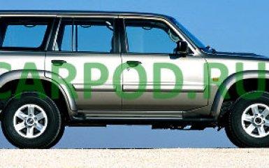 Предохранители и реле Nissan Patrol Y61, 1998 - 2010 г.в.