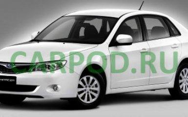 Предохранители и реле Subaru Impreza (GH/GE), 2007 - 2012 г.в.
