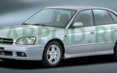 Предохранители и реле Subaru Legacy (BE/BH), 1998 - 2003 г.в.