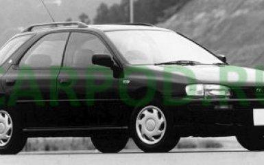 Предохранители и реле Subaru Impreza (GF/GC), 1992 - 2000 г.в.