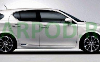 Предохранители и реле Lexus CT200h (A10), 2011 - 2017 г.в.