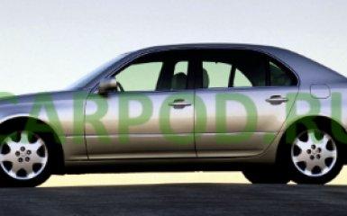 Предохранители и реле Lexus LS 430 (XF30), 2000 - 2006