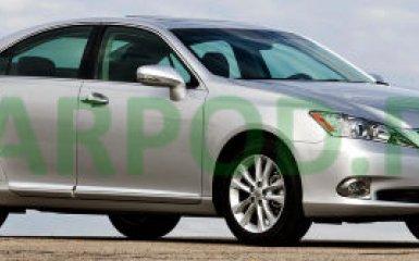 Предохранители и реле Lexus ES 350 (XV40), 2006 - 2012 г.в.