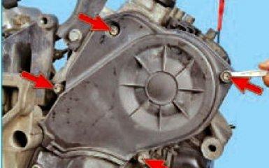 Установка поршня в ВМТ положение Hyundai Santa Fe (CM), 2006 - 2012 г.в.