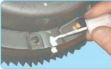 Замена сцепления Hyundai Santa Fe (CM), 2006 - 2012