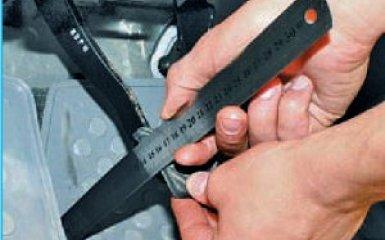 Регулировка педали сцепления Hyundai Santa Fe (CM), 2006 - 2012
