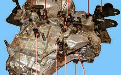 МКПП Hyundai Santa Fe (CM), 2006 - 2012