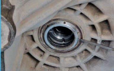 Замена сальников АКПП Hyundai Santa Fe 2 (CM), 2006 - 2012