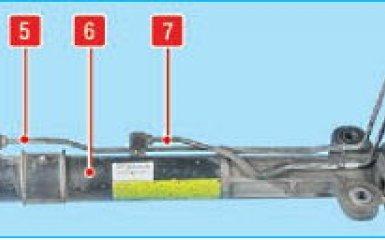 Рулевое управление Hyundai Santa Fe 2 (CM), 2006 - 2012
