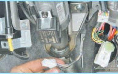 Снятие иммобилизатора Hyundai Santa Fe (CM), 2006 - 2012