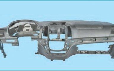 Панель приборов Hyundai Santa Fe (CM), 2006 - 2012