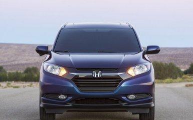 Новый Honda HR-V 2016-2017 – долгожданное второе поколение мини-кроссовера